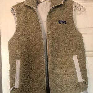 Patagonia Los Gatos reversible vest
